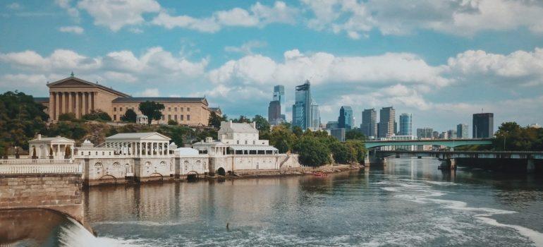 Philadelphia owntown