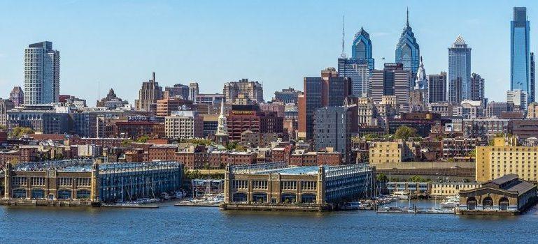 Philadelphia is nearby!