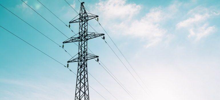 a power line