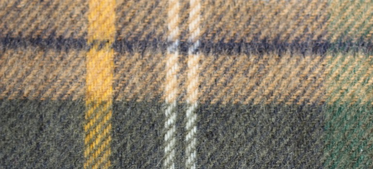 An image of a blanket.