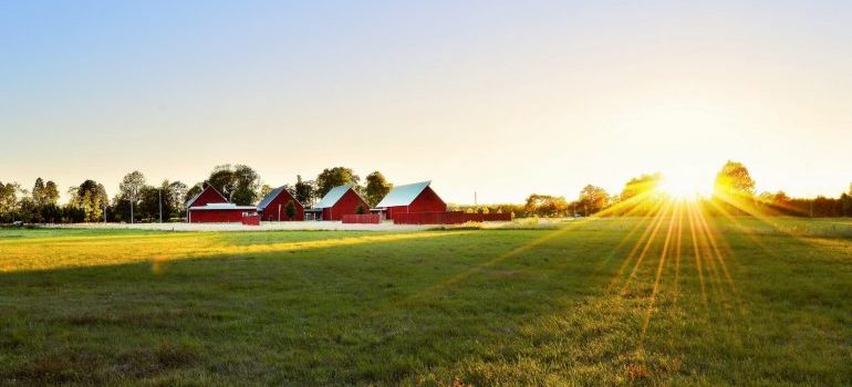 The view of a farm that makes you want to get to know Chester County.