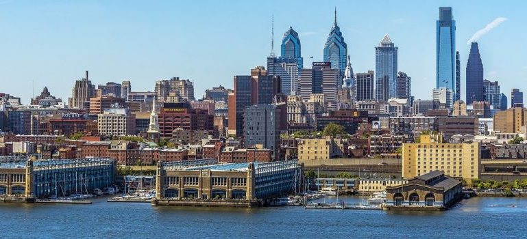 Philadelphia view.