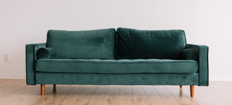 image of a sofa