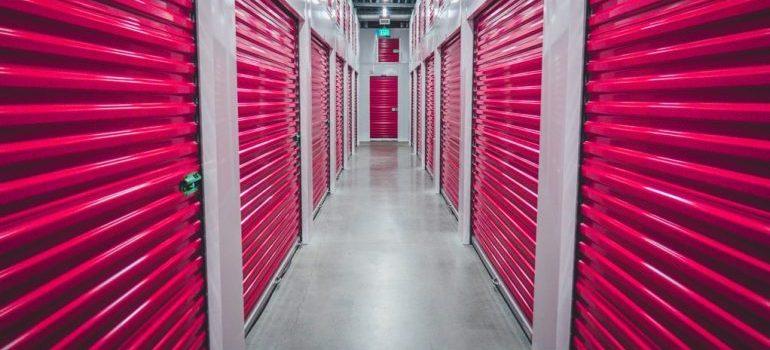 Professional storage units