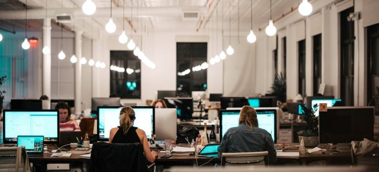 Opening a coworking space is one of the best ideas for startups