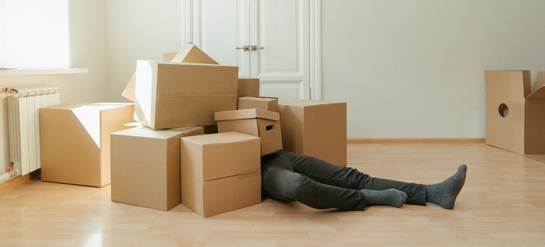 Don't let stress disrupt you when you prepare for a last minute move from Malvern to East Norriton